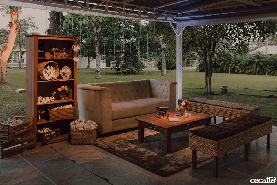 Lounge - Casamento em Porto Alegre