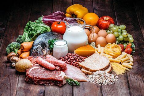 Alimentos que contém Glutamina