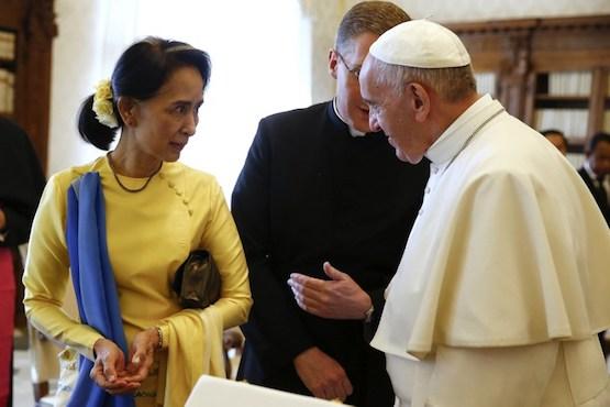 Các viên chức Vatican đến thăm Myanmar, Bangladesh trước chuyến thăm của Đức Thánh Cha