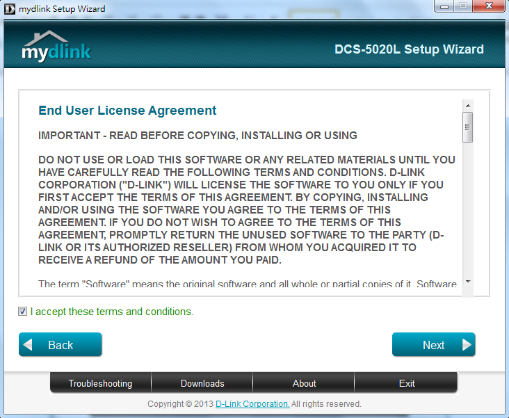 How do I set up and install my DCS-5020L? | D-Link UK