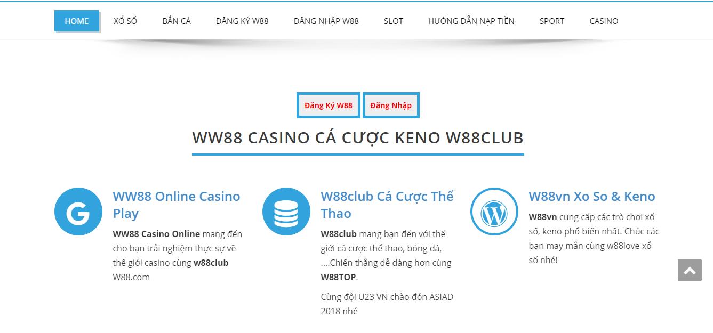 cách nạp và rút tiền tại ww88
