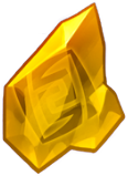 Miếng Hoàng Ngọc Cứng