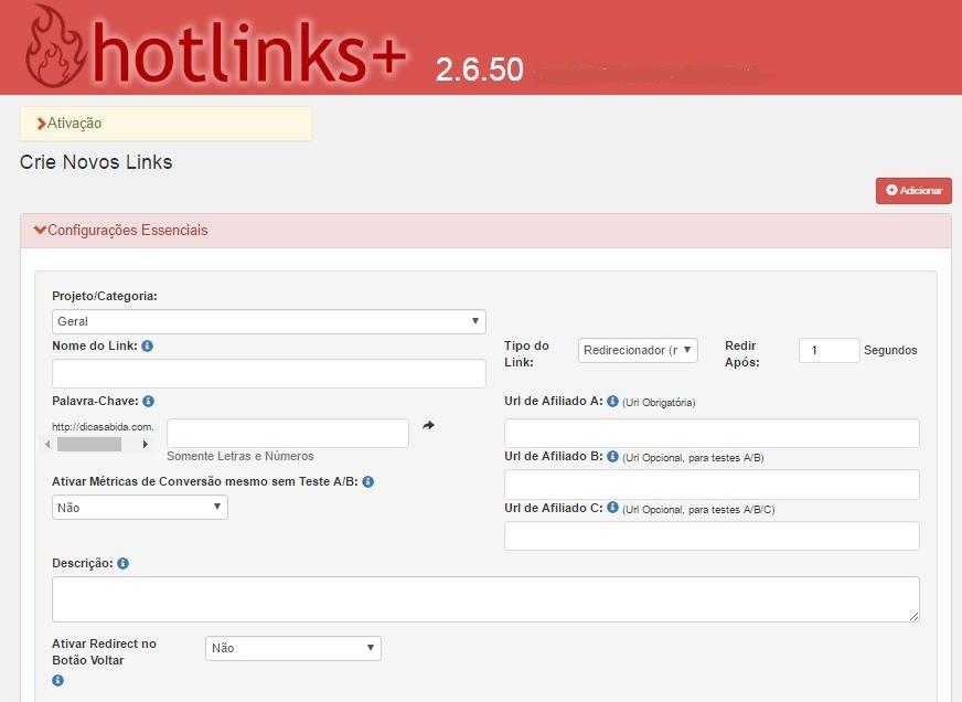 Ferramentas de marketing digital - hotlinks plus