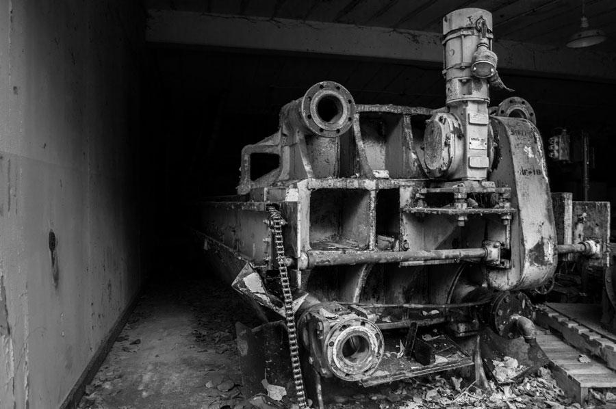 abandoned nike missile site