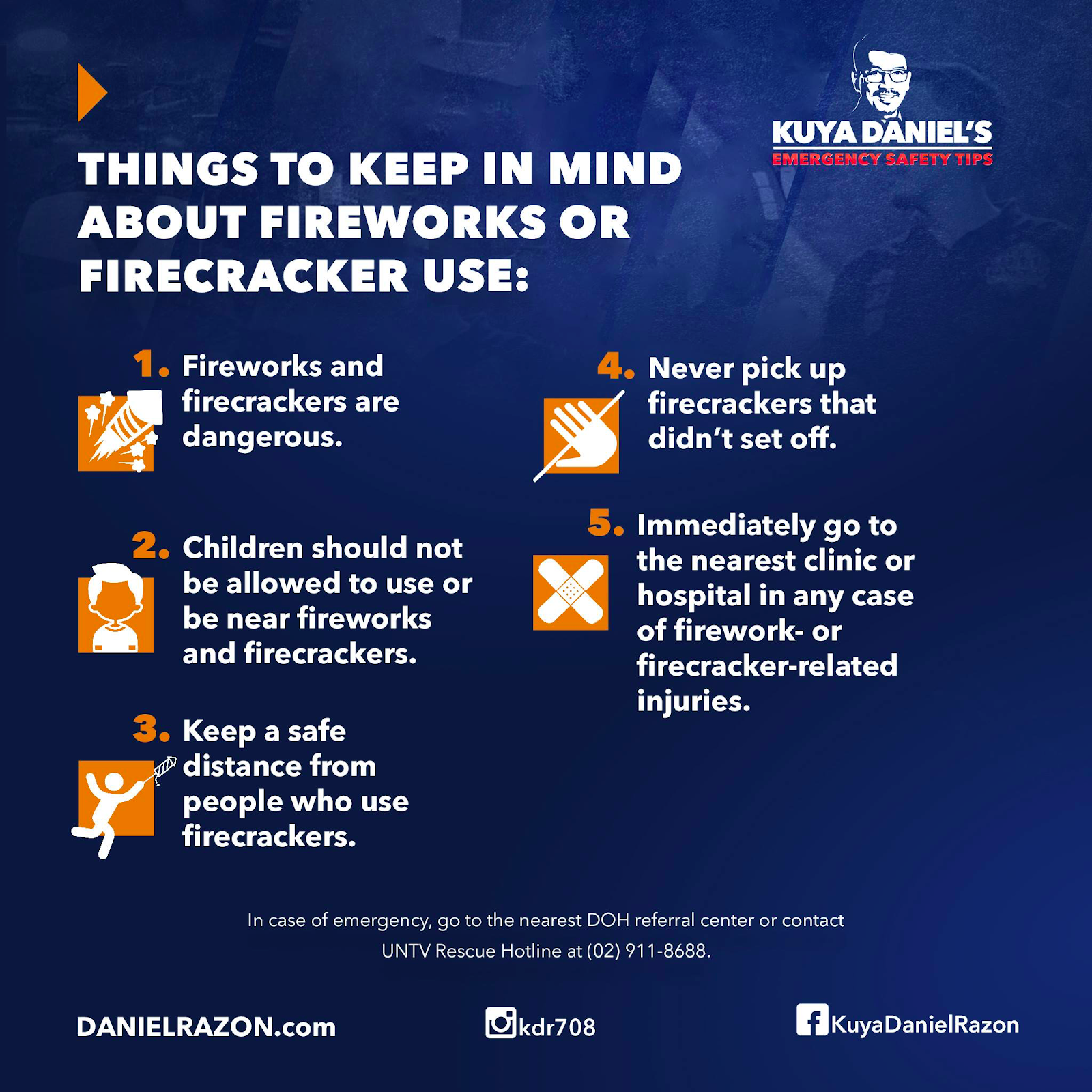 firecracker tips