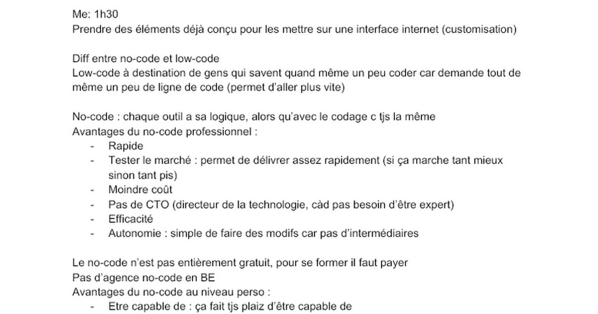 Les outils du prototypage rapide (Stanislas Verjus-Lisfranc)