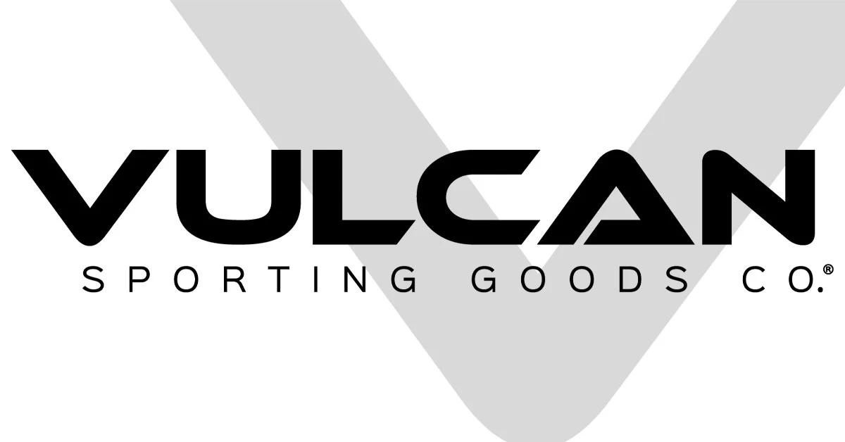 Vulcan Sporting Goods Co. logo
