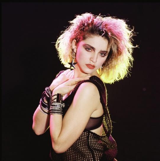 Recordando a Madonna en los 80 - Zeleb.es