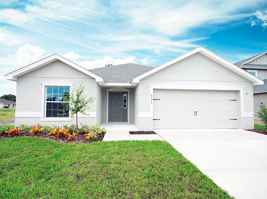 A single-family home for sale in Ocala, Florida