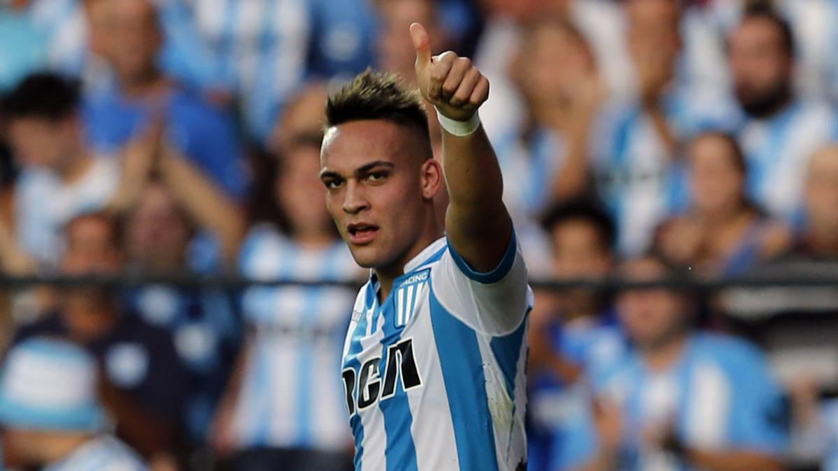 Лаутаро Мартинес один из сильнейших футболистов до 23 лет