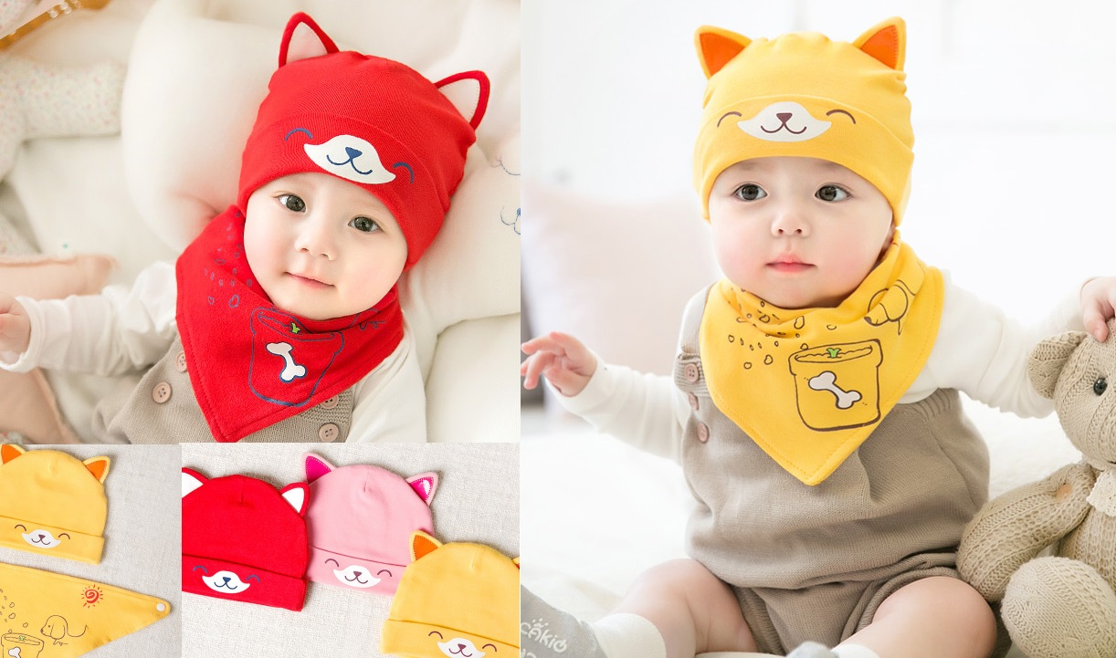 Najnowsze Jak dobrać rozmiar czapeczka dla niemowlaka - Najładniejszy XD16