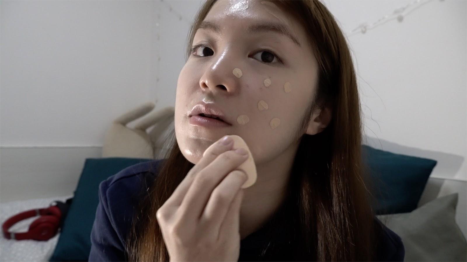 IPSA 粉底霜 透光肌 底妝 好用