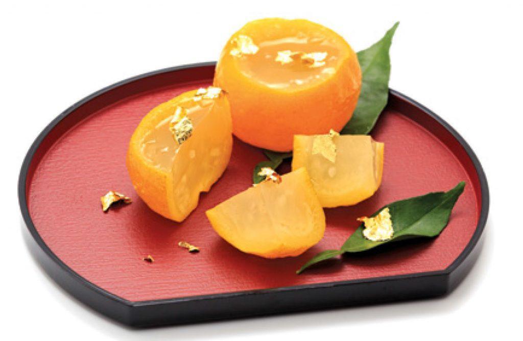 Owoc Yuzu