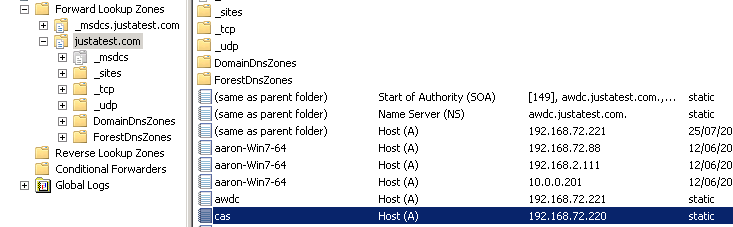 Load Balancing Exchange 2010 CAS Array with HAProxy (Quick Guide)