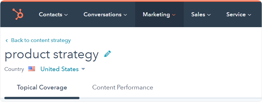 HubSpot content strategy content topics with The Tree Group Automotive Business Growth Agency