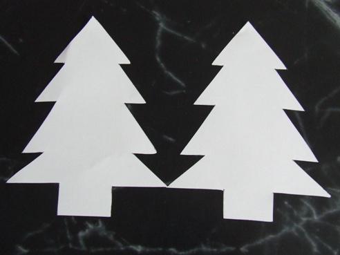 Karácsonyi ablakdíszek