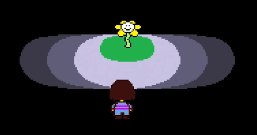 Flowey-and-Player.png