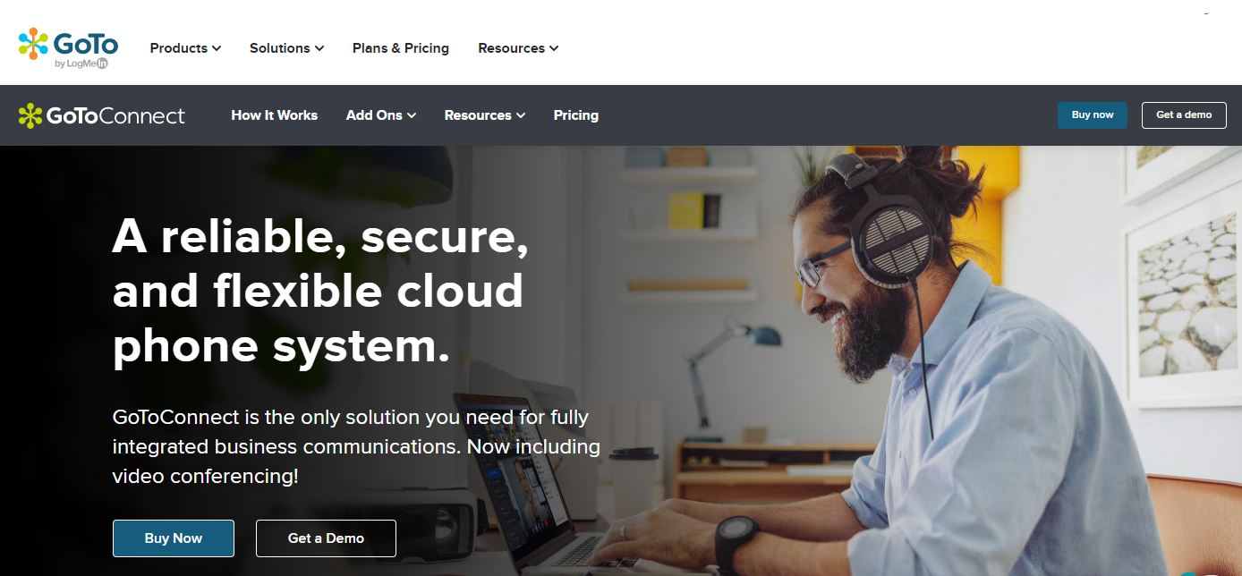GoTo Connect is one of the Best Business Phone Service Provider