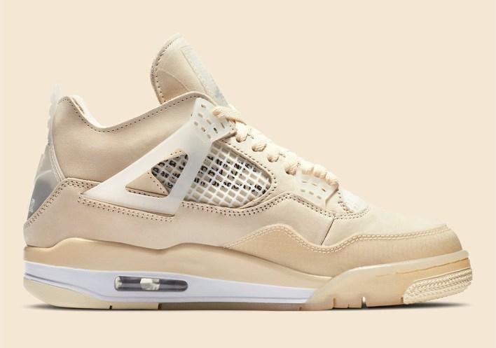 Mua Nike Air Jordan 4 Off White Sail ở những địa chỉ uy tín để đảm bảo chất lượng