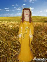 Ker, la diosa de la abundancia