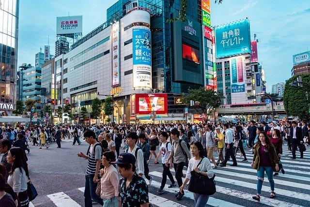 The streets you will enjoy after moving to Japan