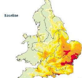 Leisure - water availability now 2016