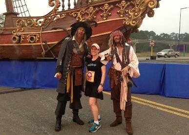 2013 runDisney Princess Half Marathon