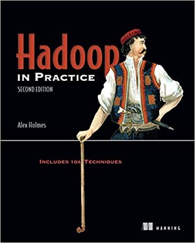 Hadoop in Practice book cover