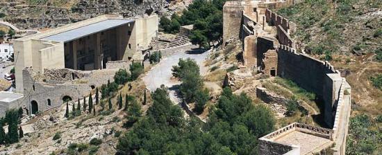 Resultado de imagen de castillo romano de sagunto