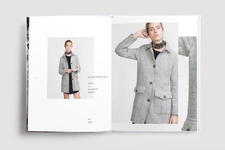 lookbook de moda portafolio de moda cómo hacer
