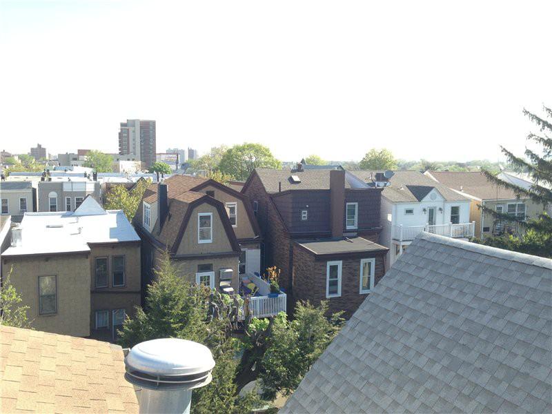 Вид с террасы апартаментов. США глазами туриста, туризм, факты