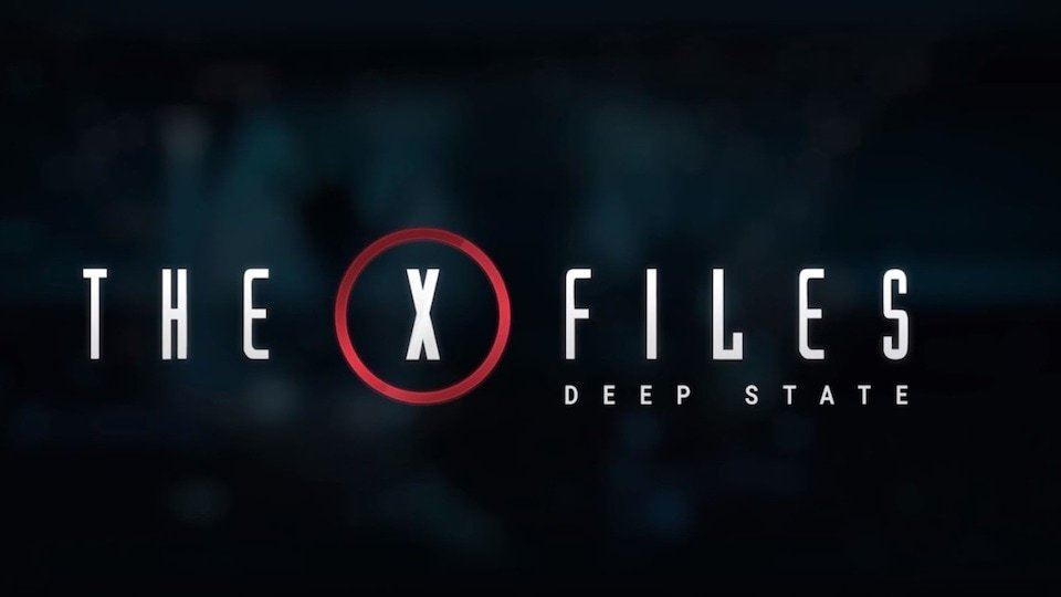 The X-Files: Deep State Apk icon