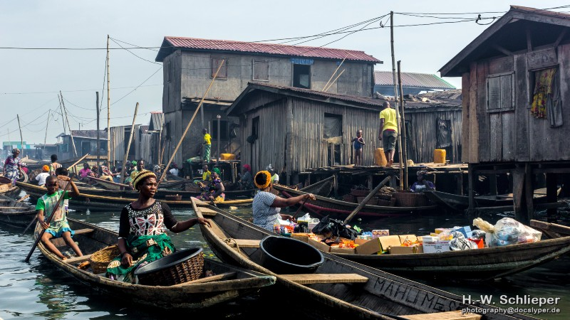 Mapping Makoko: How data could help legitimize Nigeria's informal settlements