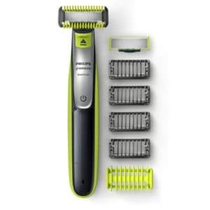 Philips Norelco One Blade Face+ Body hybrid electric trimmer and shaver