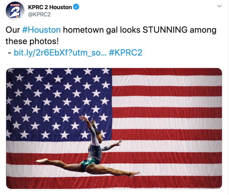 Our Houston hometown gal looks stunning among these photos.