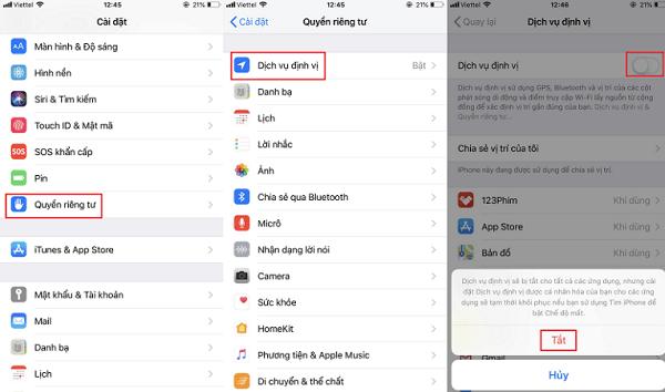 5 cách giúp bạn tránh bị theo dõi lén qua iPhone