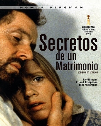 Secretos de un matrimonio (1973, Ingmar Bergman)