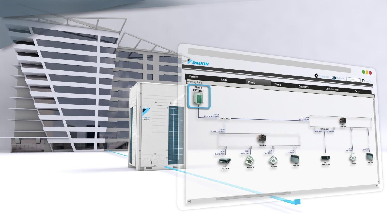 Giới thiệu mẫu máy lạnh trung tâm