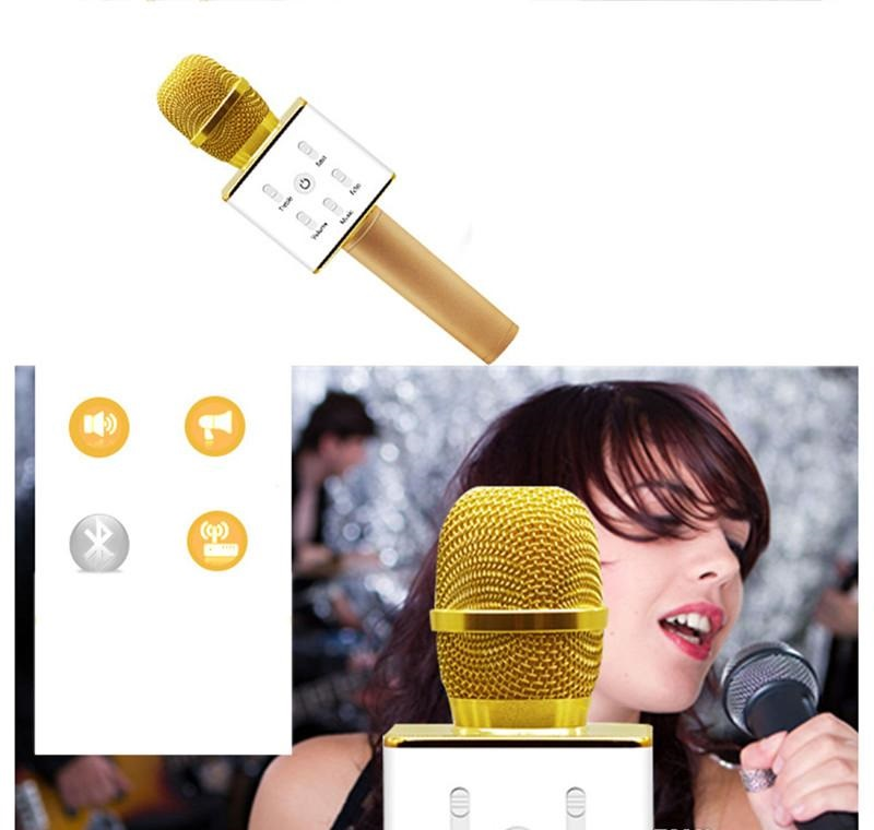 Microphone Bluetooth Professionel sans Fil Micro USB Karaoké Telephone Podcast Livestream KTV www.avalonkef.com 22.jpg