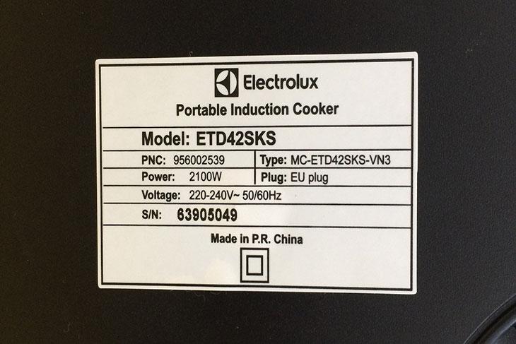 Cần lưu ý đến thông số thiết bị điện phù hợp
