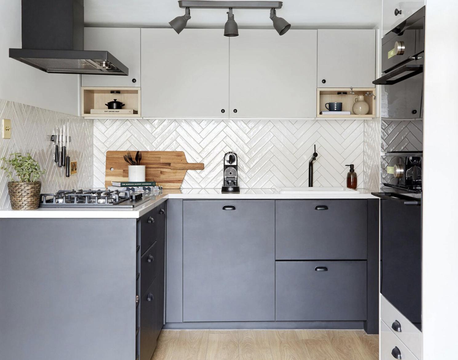 10 Inspirasi Desain Interior Minimalis Untuk Dapur Mungil