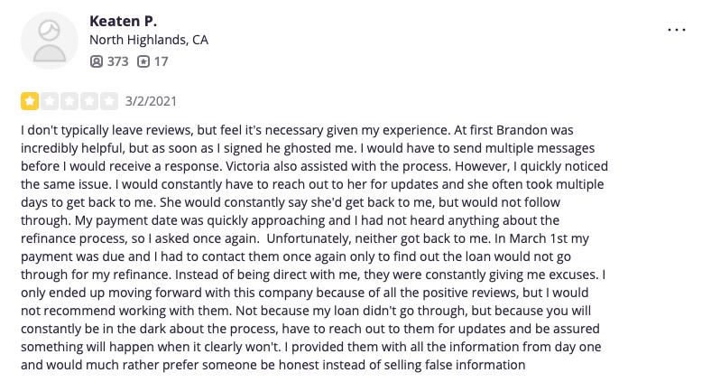 JFQ lending review 2