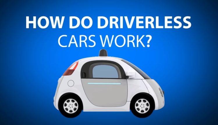 รถที่ขับเอง ทำงานอย่างไร?