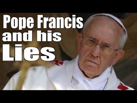 Billedresultat for pope lying