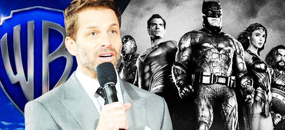 Zack Snyder, Zack Snyder's Justice League, #RestoreTheSnyderVerse, Warner Bros.