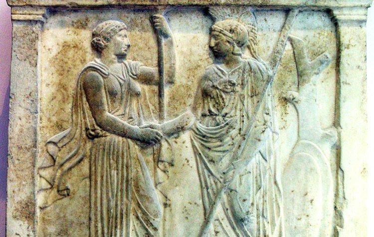 Η χειραψία: Οι αρχαίες ελληνικές χειρονομίες ενδέχεται να ξεθωριάσουν στην εποχή του Post-Coronavirus GreekReporter.com