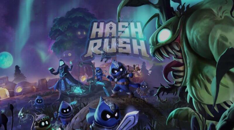 HashRush game