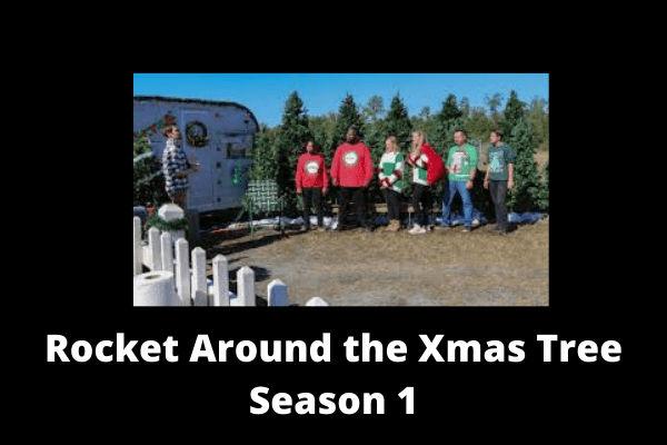 Rocket Around the Xmas Tree Season 1 Poster