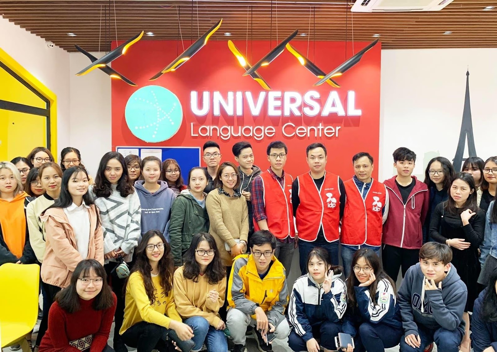 Cảm hứng học tiếng Anh từ phong cách Châu Âu của Universal - Ảnh 1
