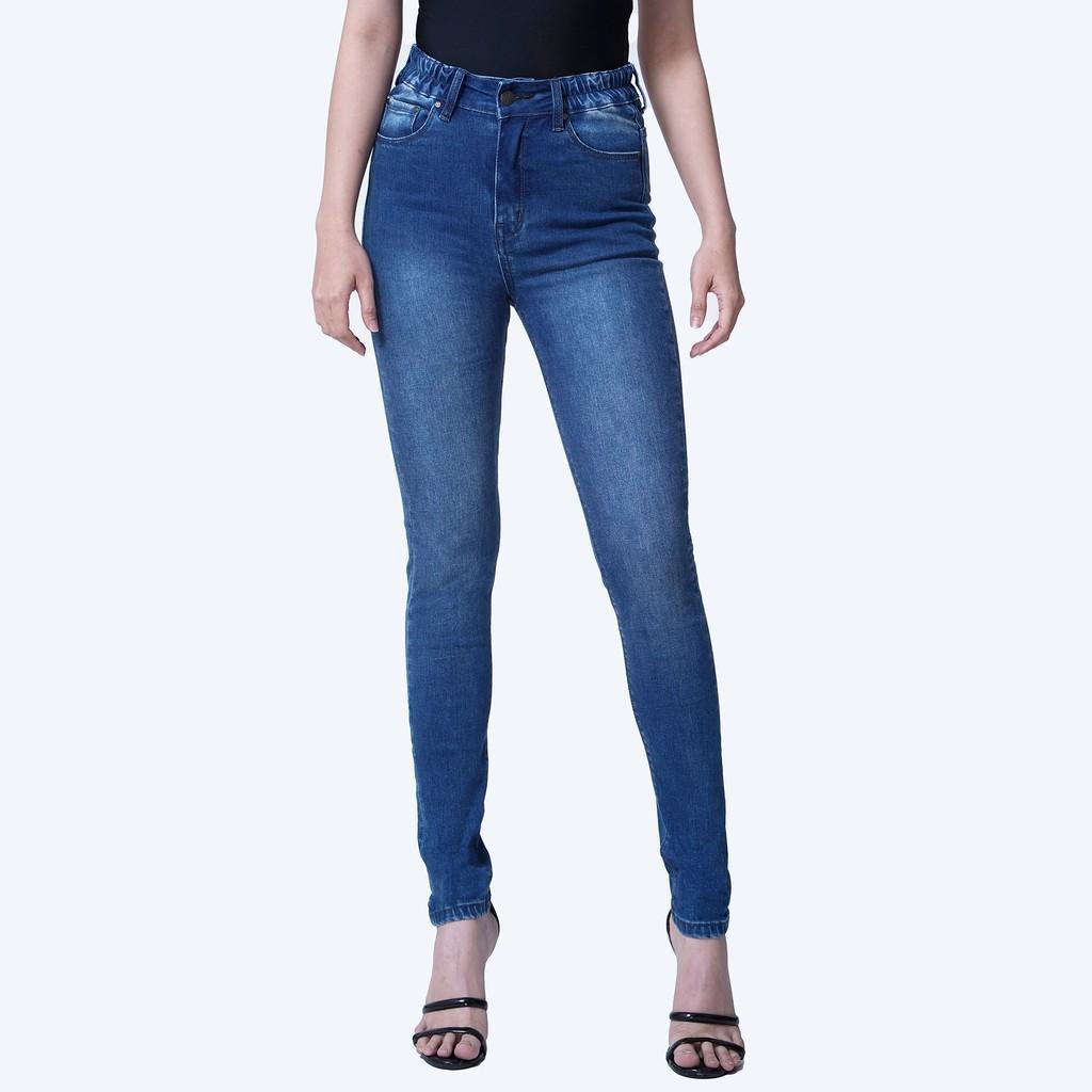 Đa dạng quần jean nữ cho bạn đọc lựa chọn